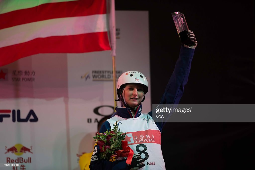 2014-2015 FIS Freestyle Ski Aerials World Cup - Day 1