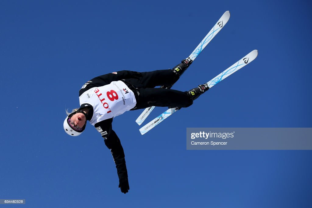 FIS Freestyle Ski World Cup 2016/17 - Aerials