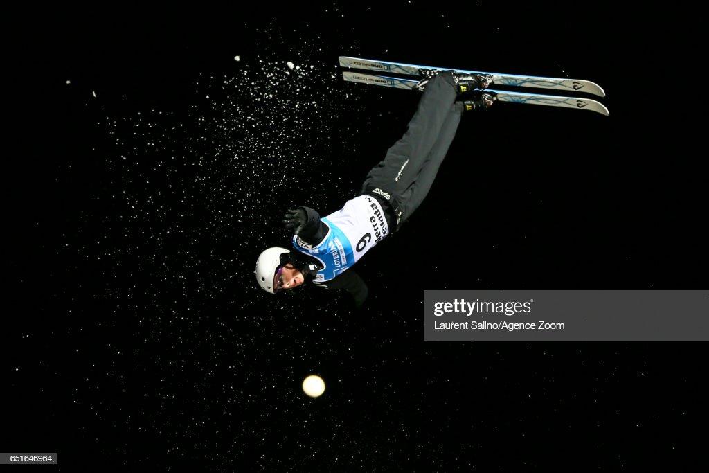 FIS World Freestyle Ski Championships - Men's and Women's Aerials