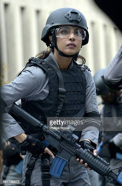 QUANTICO 'Kill' At Quantico the recruits are tasked with performing a hostage rescue training exercise that shakes Alex making her question her...