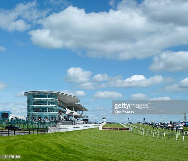 Killanin Stand Galway RacesIreland Architect Epr Architects Killanin Stand Galway Races View With Racecourse