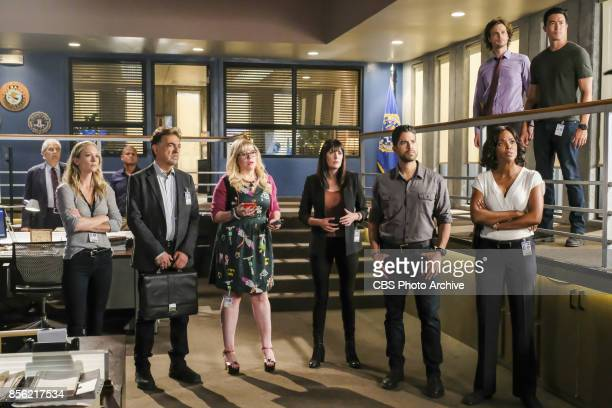 'Killer App' The BAU investigates a workplace shooting committed by a stateoftheart drone in Silicon Valley on CRIMINAL MINDS Wednesday Oct 11 on the...
