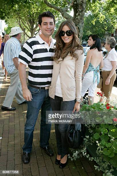 Killian Van Rensselaer and Olivia Palermo attend HATCHLINGS Spring 2008 'HATCH' Boys Collection hosted by ANNETTE LAUER CRISTINA CUOMO and ANA MARIA...