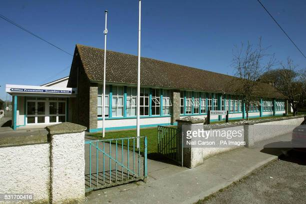 Killina Presentation Seconday School Rahan near Tullamore A school bus travelling to the school was involved in an accident Tuesday April 4 2006...