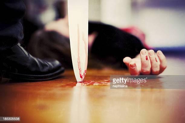 Killing scene