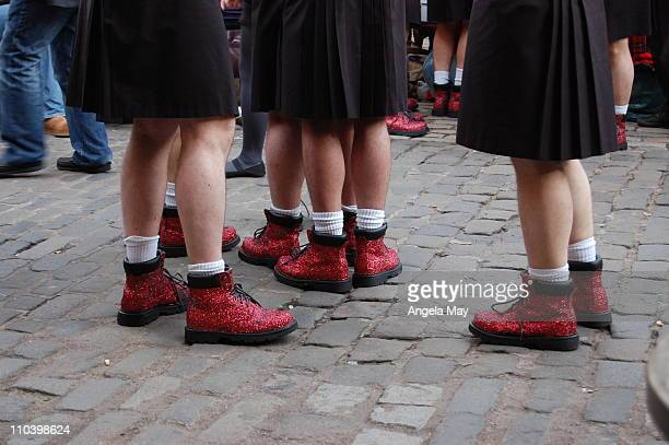 Kilts and ruby slippers at Edinburgh Fringe