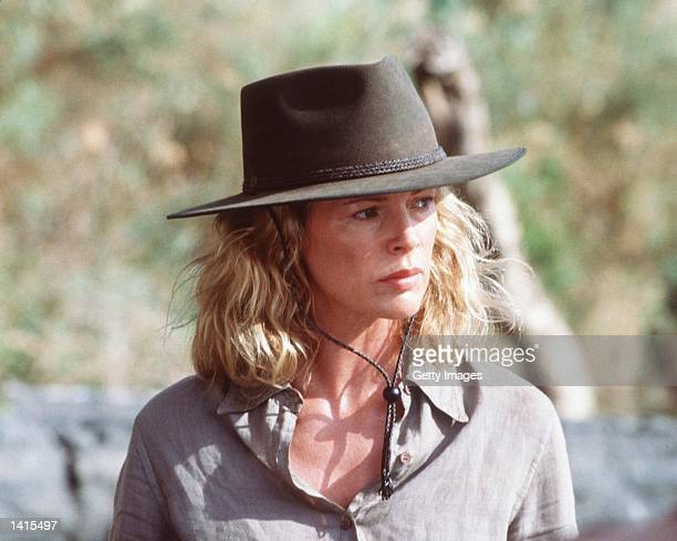 Kim Basinger as Kuki Gallmann in Columbia Pictures 'I Dreamed of Africa' Photo Credit Egon Endrenyi/Columbia Pictures/Deliverd by Online USA Inc