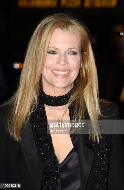 Kim Basinger during 8 Mile Premiere at Mann Village Westwood in Westwood CA