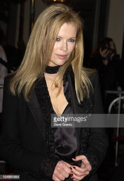 Kim Basinger during '8 Mile' Westwood Premiere at Mann Village Theatre in Westwood California United States