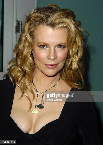 Kim Basinger during 'Cellular' Los Angeles Premiere Arrivals at Cinerama Dome in Hollywood California United States