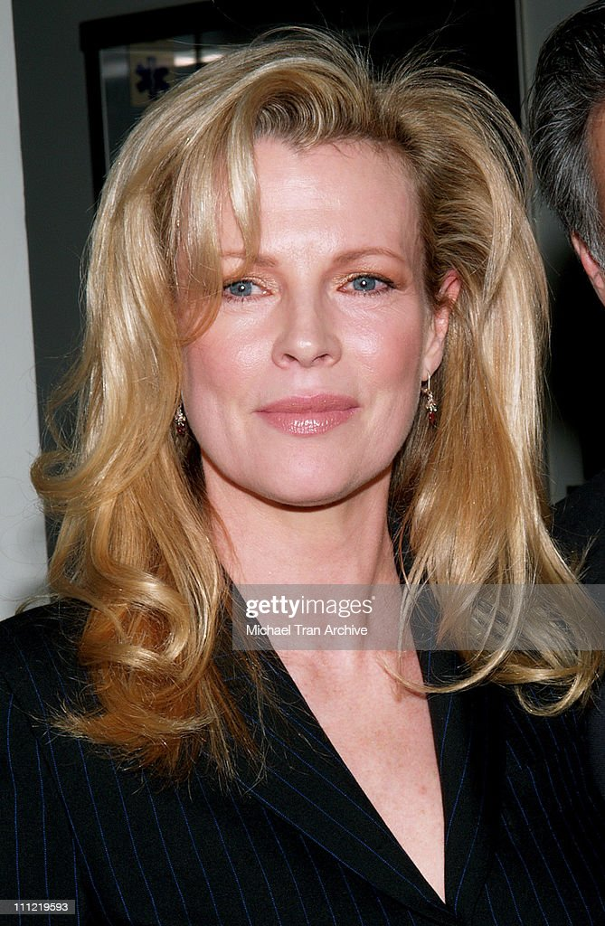Kim Basinger during 'Dealing Dogs' Los Angeles Premiere - Red Carpet ...