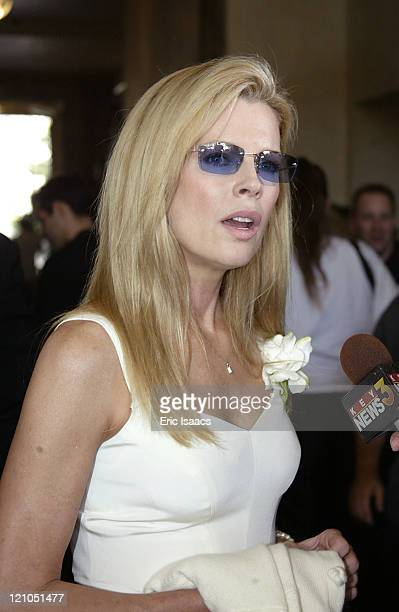 Kim Basinger during 'The Door In The Floor' Premiere After Party at Restaurant NU in Santa Barbara California United States