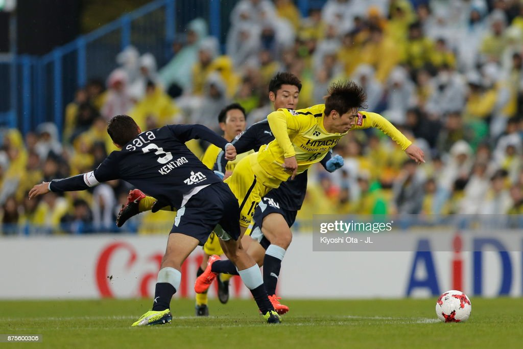 Kashiwa Reysol v Jubilo Iwata - J.League J1