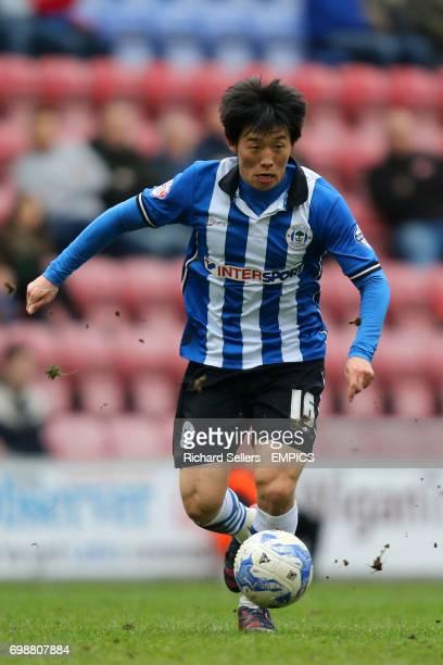 Kim BoKyung Wigan Athletic
