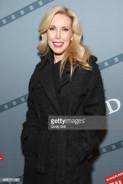 Kim Campbell attends the Festival Awards Ceremony during the 17th Annual Savannah Film Festival on November 1 2014 in Savannah Georgia