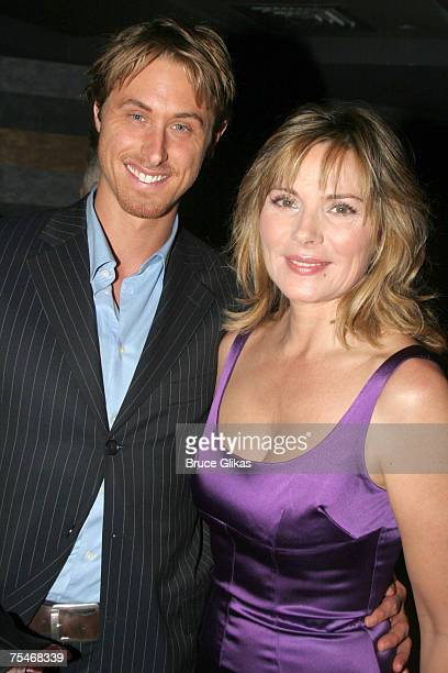 Kim Cattrall Boyfriend Stock Photos and Pictures | Getty ... Kim Cattrall Dated