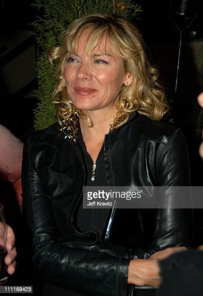 Kim Cattrall during 2003 Toronto International Film Festival IFC 'Casa De Los Babys' After Party at Babalu Restaurant in Toronto Ontario Canada