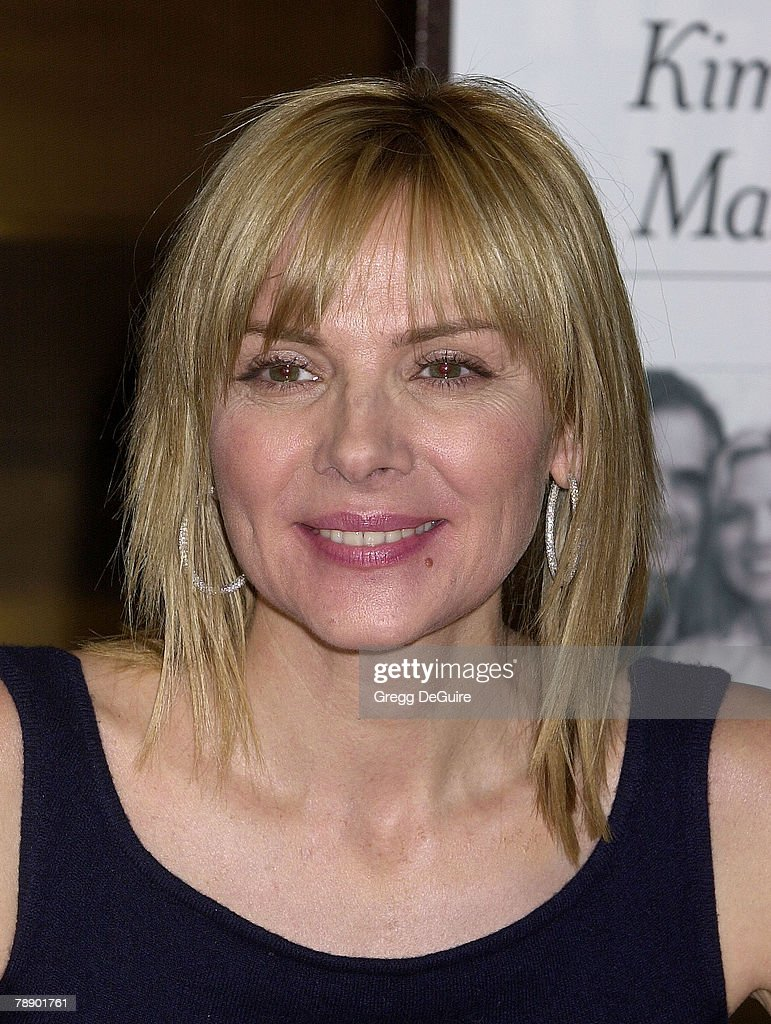 Kim Cattrall & Mark Levinson Sign Copies of Satisfaction: The Art of ...