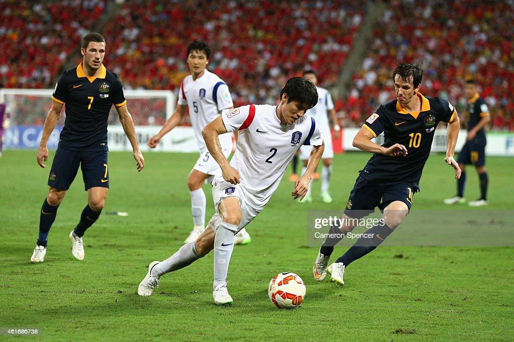 Australia v Korea Republic - 2015 Asian Cup