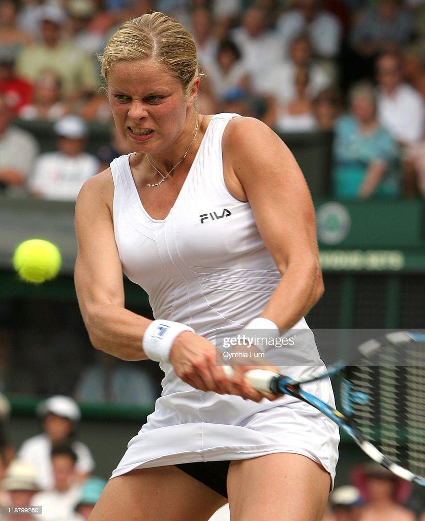 2006 Wimbledon Championship La s Singles Quarterfinals Kim