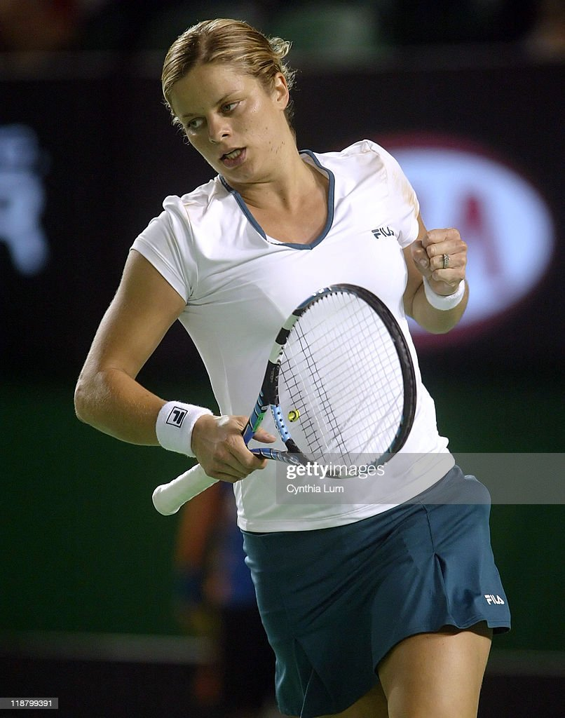 2007 Australian Open Women s Singles Second Round Kim