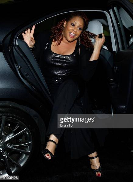 Kim Coles attends the 12th Annual 'GLAAD Tidings Season's Greenings' Benefit Fashion Show on November 8 2009 in Los Angeles California