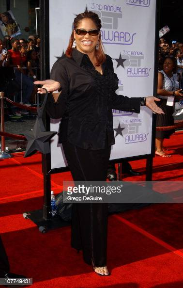 Kim Coles during The 3rd Annual BET Awards Arrivals at The Kodak Theater in Hollywood California United States