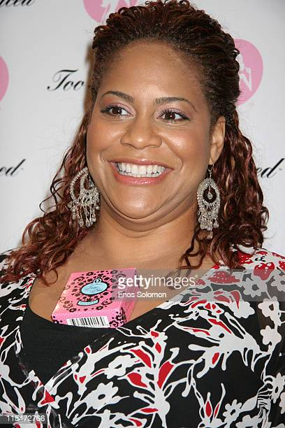 Kim Coles during Too Faced Cosmetics and Sephora Present 'Love Lisa Armed and Glamorous' at Sephora at Hollywood Highland in Hollywood California...