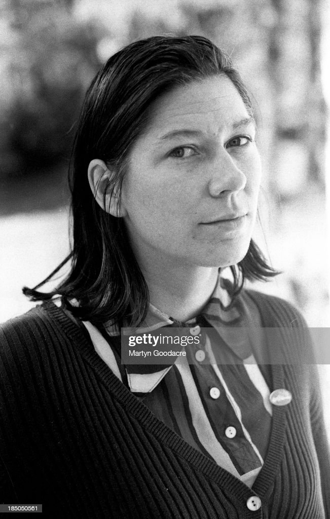 Kim Deal of The Amps Dayton Ohio United States 30th October 1995