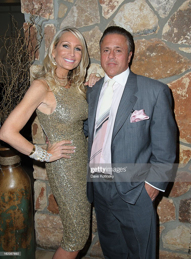 Kim DePaola attends the Milania Professional Hair Care Launch Party at Stone House At Stirling Ridge on February 18, 2013 in Warren, New Jersey.