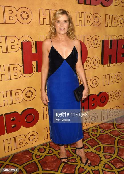 Kim Dickens attends the HBO's Official 2017 Emmy After Party at The Plaza at the Pacific Design Center on September 17 2017 in Los Angeles California