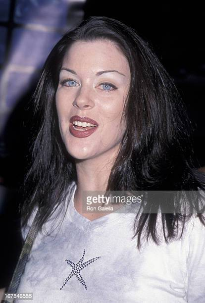Kim Director attends the premiere of 'Bait' on September 12 2000 at the Cineplex Odeon Cinema in Century City California