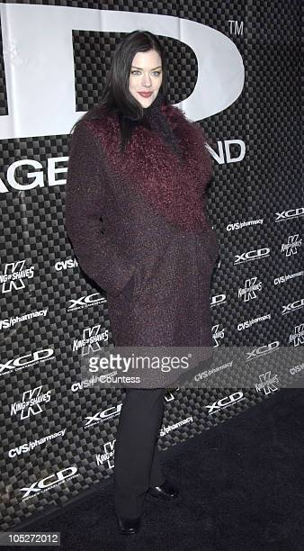 Kim Director during Launch Party for XCD Men's Skin Care Line Hosted by Jason Kidd Arrivals at 40/40 Club in New York City New York United States