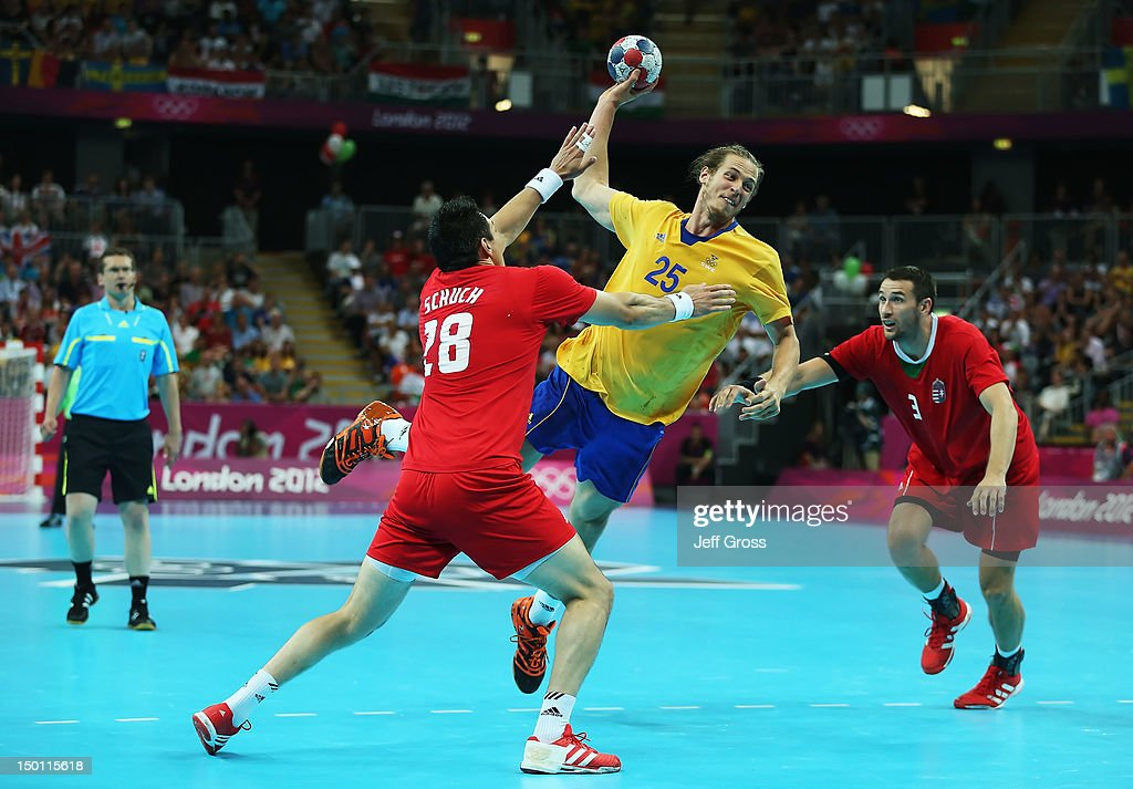 Olympics Day 14: P&G Handball
