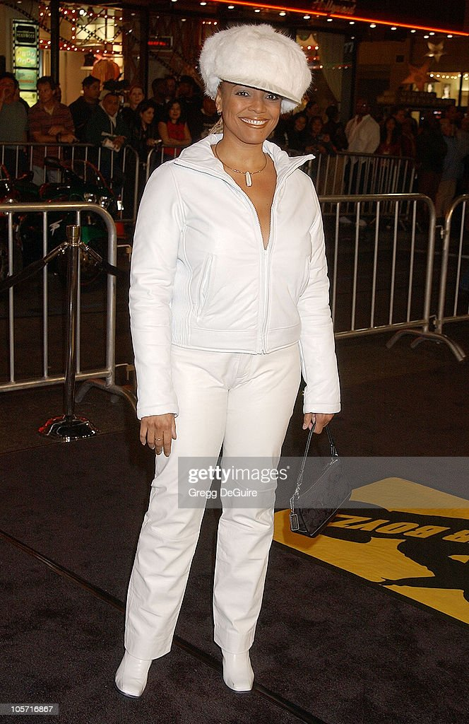 <a gi-track='captionPersonalityLinkClicked' href=/galleries/search?phrase=Kim+Fields&family=editorial&specificpeople=892096 ng-click='$event.stopPropagation()'>Kim Fields</a> during 'Biker Boyz' Premiere at Mann's Chinese Theatre in Hollywood, California, United States.