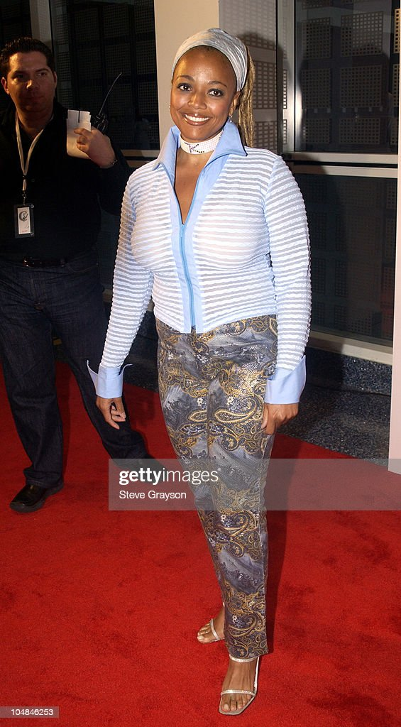 <a gi-track='captionPersonalityLinkClicked' href=/galleries/search?phrase=Kim+Fields&family=editorial&specificpeople=892096 ng-click='$event.stopPropagation()'>Kim Fields</a> during 'Light As A Feather' Fashion Show Uniting Fashion And Music On The West Coast at The Los Angeles Convention Center in Los Angeles, California, United States.