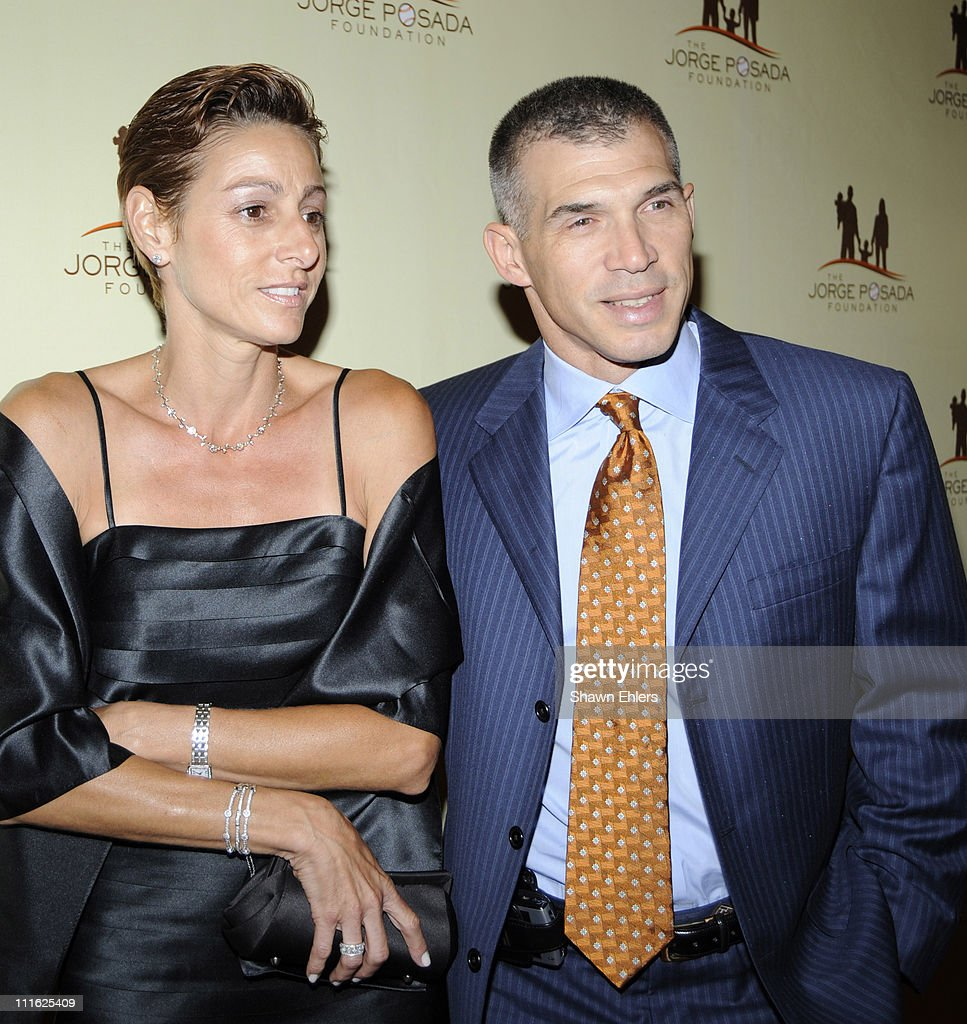 Kim Girardi (L) and <a gi-track='captionPersonalityLinkClicked' href=/galleries/search?phrase=Joe+Girardi&family=editorial&specificpeople=208659 ng-click='$event.stopPropagation()'>Joe Girardi</a> attend the 7th annual <a gi-track='captionPersonalityLinkClicked' href=/galleries/search?phrase=Jorge+Posada&family=editorial&specificpeople=202157 ng-click='$event.stopPropagation()'>Jorge Posada</a> Foundation Heroes of Hope Gala at The Pierre Hotel on June 16, 2008 in New York City.