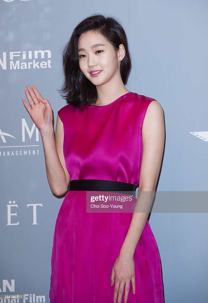 <a gi-track='captionPersonalityLinkClicked' href=/galleries/search?phrase=Kim+Go-Eun&family=editorial&specificpeople=9477456 ng-click='$event.stopPropagation()'>Kim Go-Eun</a> attends the 'United Asian Film Night with Christian Dior' in conjunction with the Busan International Film Festival(BIFF) at the Westin Chosun Hotel on October 8, 2012 in Busan, South Korea.