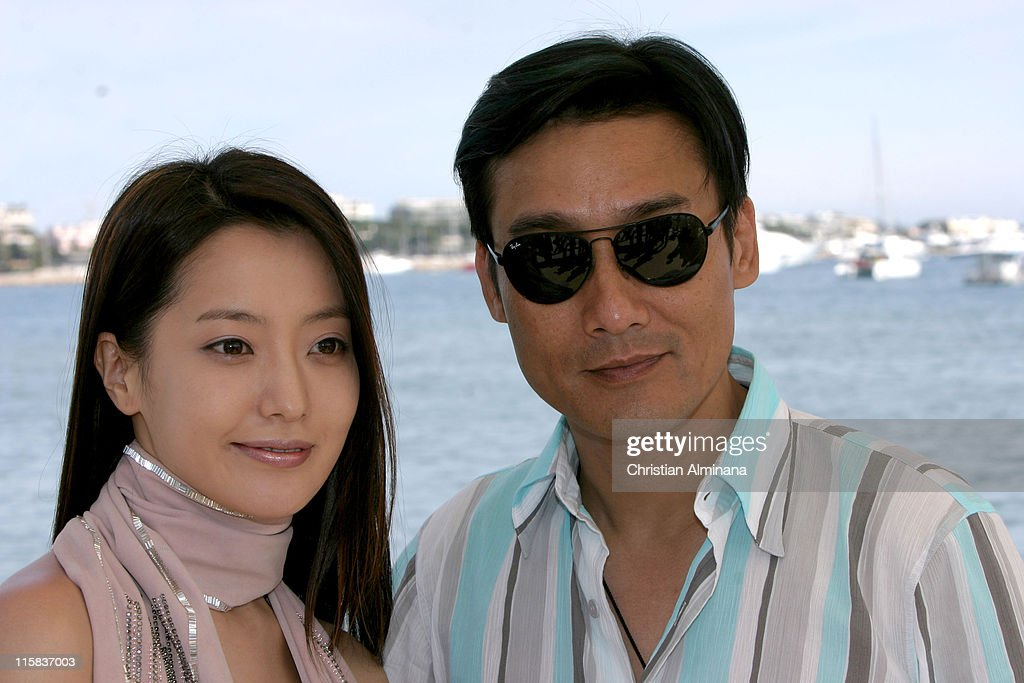 """2005 Cannes Film Festival - """"The Myth"""" At The Majestic"""