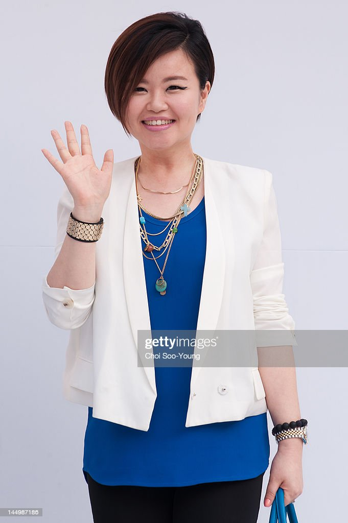 Kim Hyo-Jin attends the Jung Jun-Ha Wedding at Shilla hotel on May 20, 2012 in Seoul, South Korea.