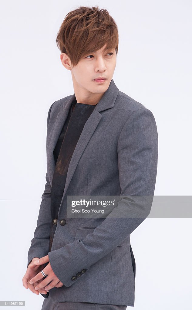 Kim Hyun-Joong attends the Jung Jun-Ha Wedding at Shilla hotel on May 20, 2012 in Seoul, South Korea.
