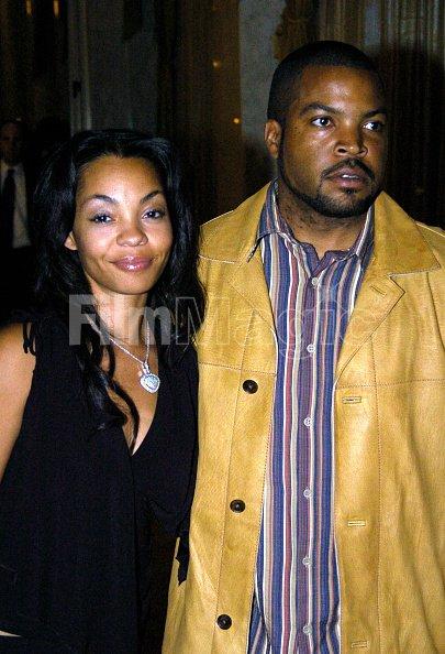 Kim Jackson and Ice Cube...