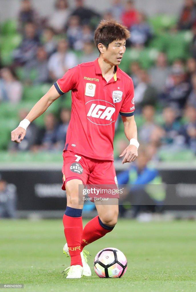 A-League Rd 21 - Melbourne v Adelaide