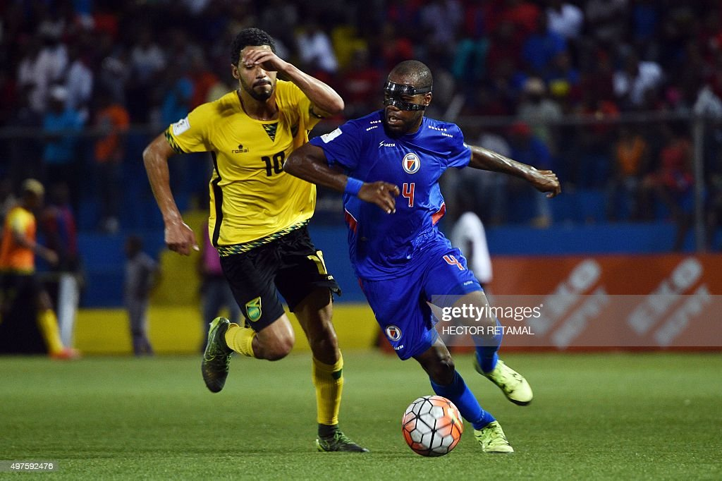 Concacaf World Cup Qualifiers 2018 Jamaica