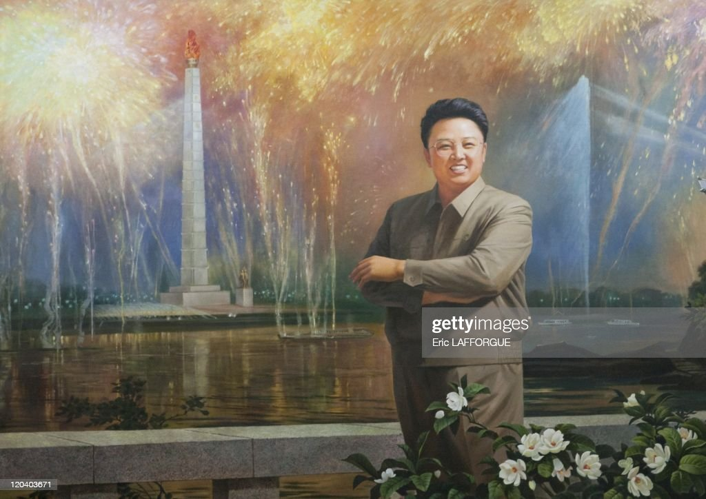 Kim Jong Il in Pyongyang, North Korea on May 22, 2009.