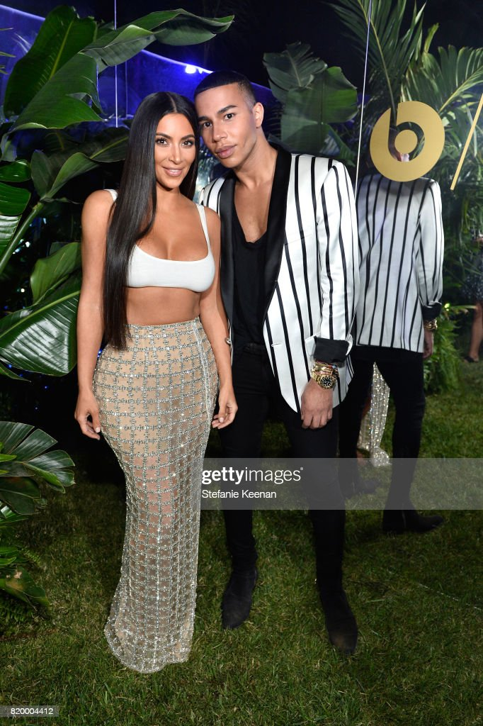 BALMAIN Celebrates First Los Angeles Boutique Opening and Beats by Dre Collaboration