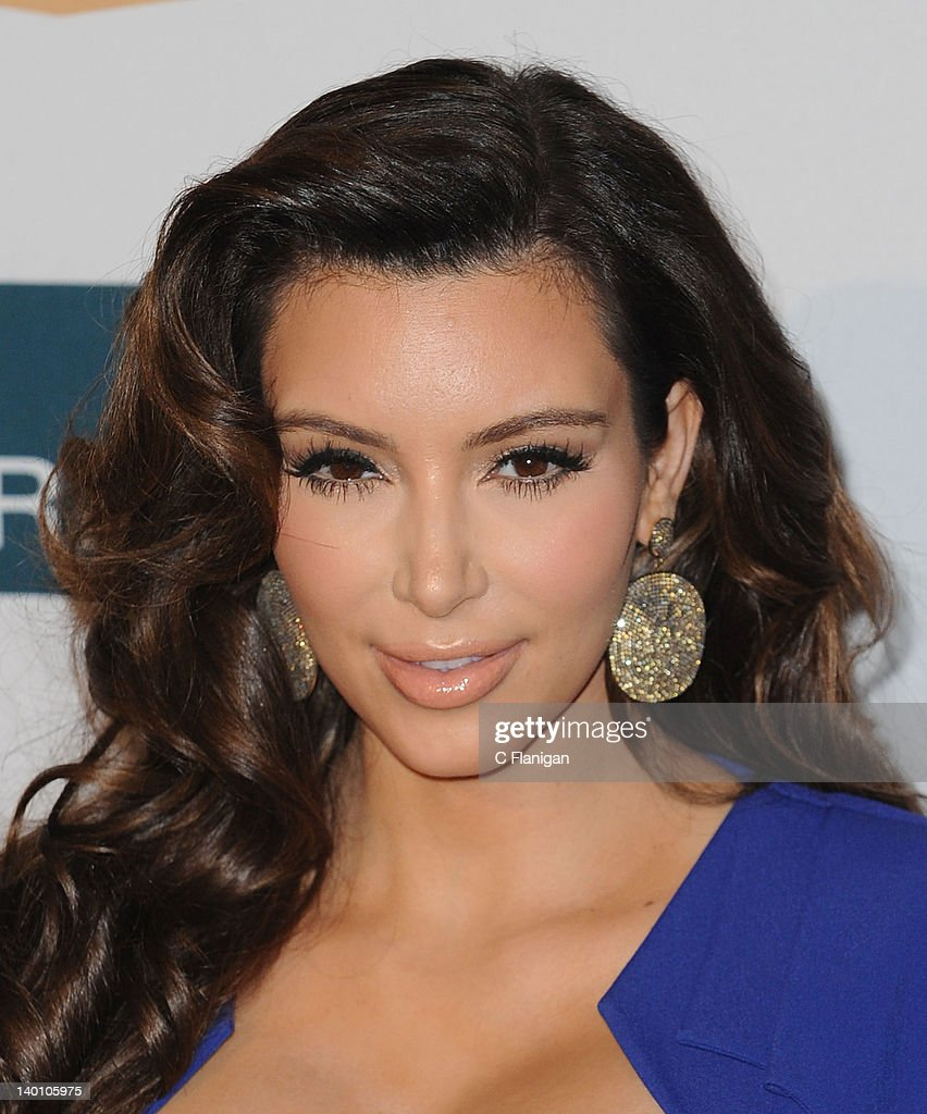 <a gi-track='captionPersonalityLinkClicked' href=/galleries/search?phrase=Kim+Kardashian&family=editorial&specificpeople=753387 ng-click='$event.stopPropagation()'>Kim Kardashian</a> arrives at Clive Davis and The Recording Academy's 2012 Salute To Industry Icons Gala at The Beverly Hilton hotel on February 11, 2012 in Beverly Hills, California.
