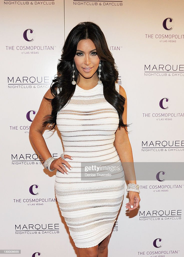 <a gi-track='captionPersonalityLinkClicked' href=/galleries/search?phrase=Kim+Kardashian&family=editorial&specificpeople=753387 ng-click='$event.stopPropagation()'>Kim Kardashian</a> arrives at her birthday party at Marquee Nightclun at the Cosmopolitan on October 22, 2011 in Las Vegas, Nevada.