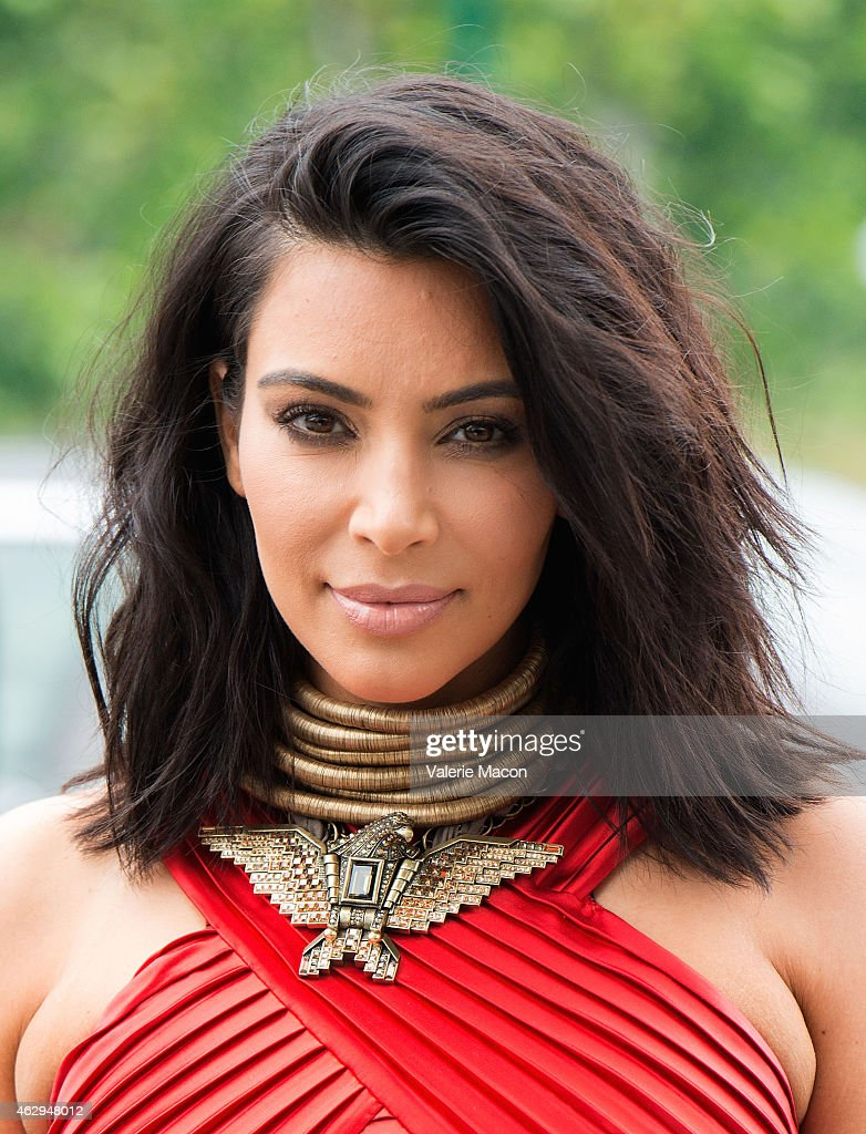 <a gi-track='captionPersonalityLinkClicked' href=/galleries/search?phrase=Kim+Kardashian&family=editorial&specificpeople=753387 ng-click='$event.stopPropagation()'>Kim Kardashian</a> arrives at the Roc Nation Pre-GRAMMY Brunch on February 7, 2015 in Beverly Hills, California.