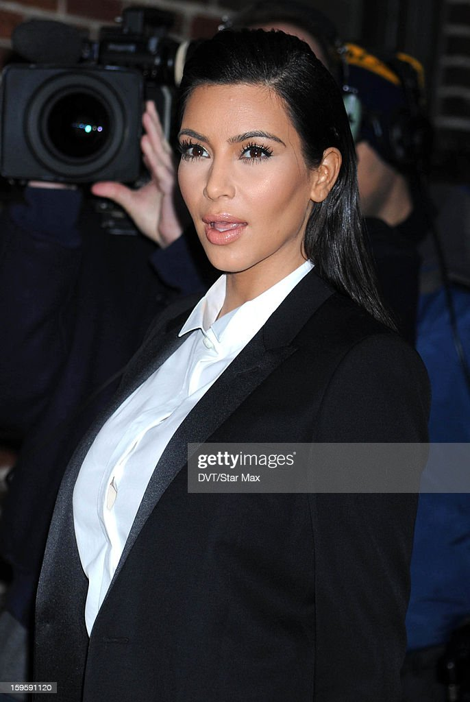 <a gi-track='captionPersonalityLinkClicked' href=/galleries/search?phrase=Kim+Kardashian&family=editorial&specificpeople=753387 ng-click='$event.stopPropagation()'>Kim Kardashian</a> as seen on January 16, 2013 in New York City.